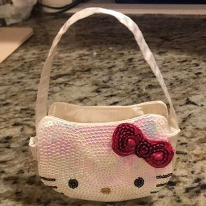 Super cute Hello Kitty mini purse
